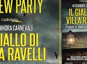Review party: giallo Villa Ravelli