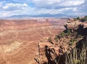 Dead Horse Point: panorama fitta cuore fiume Colorado