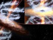 Getti relativistici dalla galassia sbagliata