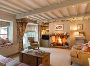 Country chic bellissimo cottage pietra Cotswold