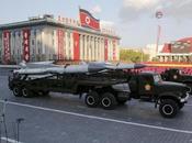 Corea Nord realizzato nuovo test missilistico