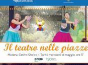 Maggio teatro bambini nelle piazze Modena!