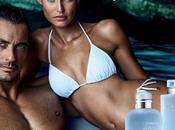 David Gandy Bianca Balti Star Dolce Gabbana Light Blue Intense