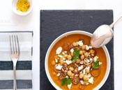 Zuppa persiana verdure spezie