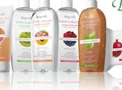 Bottega Verde, Linea Estratti Bellezza: detergiti frutta
