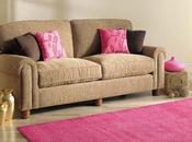 Tappeti color rosa: delicatezza eleganza