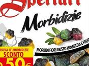 nuove caramelle Sperlari Morbidizie, gommoso liquirizia frutta