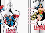 Jean Paul Gaultier, Classique Mâle Superheroes Faux Fraiches Fragranze 2017
