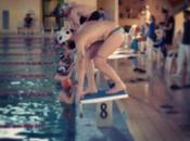 miei farfalla motivo facendo gare nuoto
