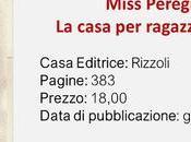 """Recensione casa bambini speciali Miss Peregrine"""" Ransom Riggs"""