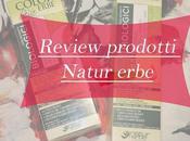 Review prodotti Natur Erbe