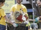 Spara balle magliette gialle