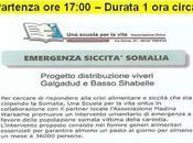 Somalia: emergenza siccità! momento solidarietà.
