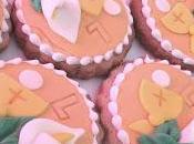 Biscotti decorati Prima Comunione