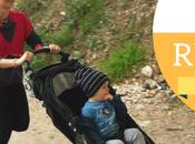 Famiglie, passeggini marsupi gara. Torna Baby Running arriva nuova Happy Family Walking