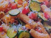 Tortiglioni zucchine peperoni