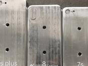 Ecco prime immagini delle presse stampaggio dell' iPhone (Edition)