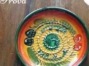 prova Piatto Grattugia cucina ceramica