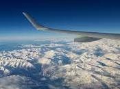 visto aereo cielo, poco fa...