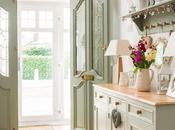 Colori pastello bella country house Galles