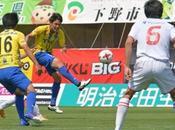 MEIJI YASUDA League: Pari Akita Nagano, brutte sconfitte Tottori, Fukushima Kitakyushu, sorpresa Numazu