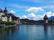 Cosa vedere Lucerna, passeggio centro lago