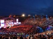 WIND MUSIC AWARDS: giugno prima serata CARLO CONTI VANESSA INCONTRADA doppio appuntamento stelle della musica italiana internazionale