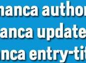 Correggere errori Dati Strutturati: manca updated, author entry-title