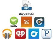 Scaricare musica Spotify altri servizi