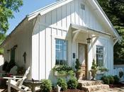 romantico shabby minuscolo cottage