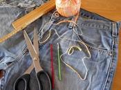 Lavori corso... refashion jeans