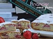 Financier alle fragole