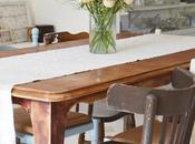 Casa: nuovo tavolo sala.