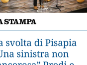 Pisapia: Ulivo Sinistra? Mentre Renzi…