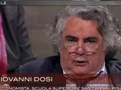 Dosi, l'economista sussurra Grillo cancellare euro finanziare reddito cittadinanza