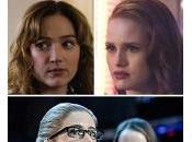 SPOILER Designated Survivor, Riverdale, Crazy Ex-Girlfriend, Arrow, Blindspot