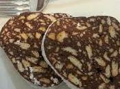 salame cioccolato