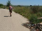 Situazione critica Francigena sud: rifiuti ovunque continue segnalazioni camminatori