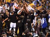 FINALS 2017 Gara stellare, prende titolo delle Finals; Golden State campione NBA!