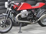 Moto Guzzi Bellagio Cafè Racer Radical