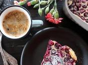 Ricetta facile veloce: clafoutis mirtilli