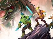 Dragonero: nuovi dettagli sulla serie animata