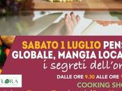 Pensa globale, mangia locale Cooking Show