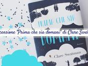 """Recensione: """"Prima domani"""" Clare Swatman"""