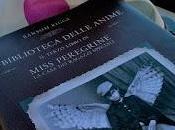 biblioteca delle anime. terzo libro Miss Peregrine. casa ragazzi speciali Riggs)