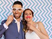 [Real Wedding] Erbe aromatiche forme geometriche wedding giovane divertente