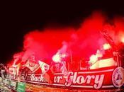 grande storia Brigata Curva Sud. Supporters Sleman, Indonesia (Video)