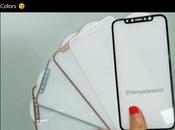 iPhone (Edition) Nuove pellicole vetro temperato svelano anche nuovo colore?