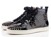 Love sneakers nere vernice Christian Louboutin
