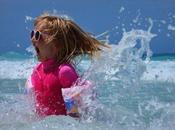 Come organizzare vacanza bambini piccoli mare?